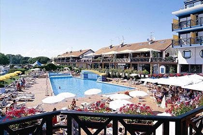 Hotel Marina Uno Lignano